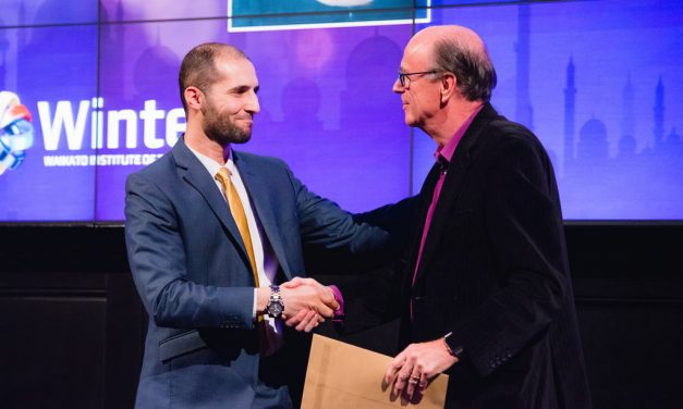 Ahmed wins Wintec Teaching and Learning award