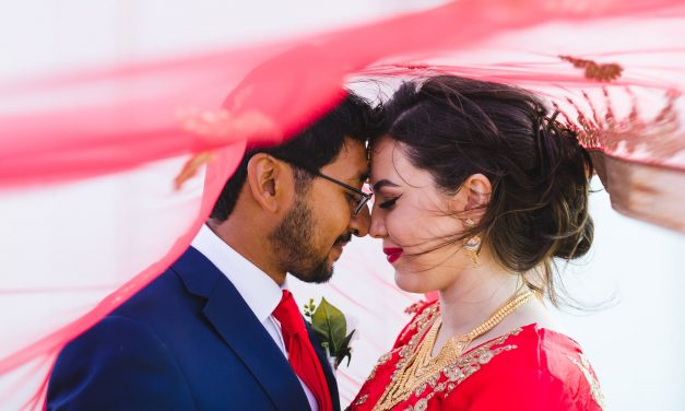 Wedding Feature: Imran & Reyhan