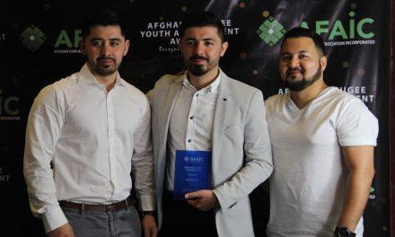 ARYA Awards for Afghan refugee youth