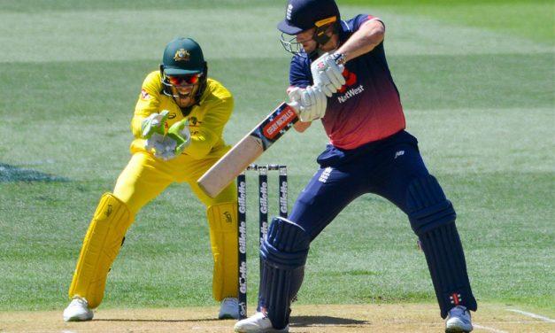 England win ODI series 4:1