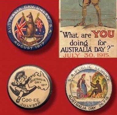 Why Australia Day on 26 January?