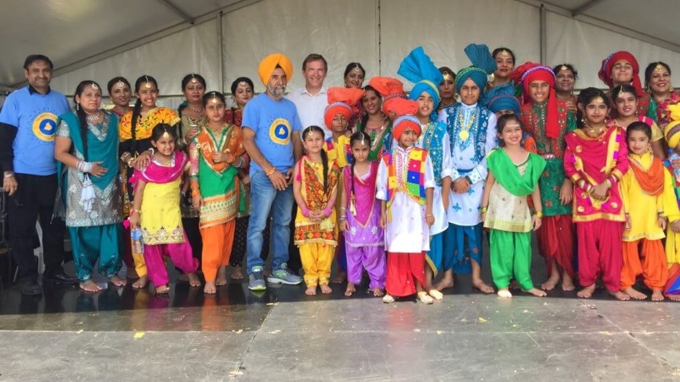 Wonderful Moving Forward Together festival in Blacktown