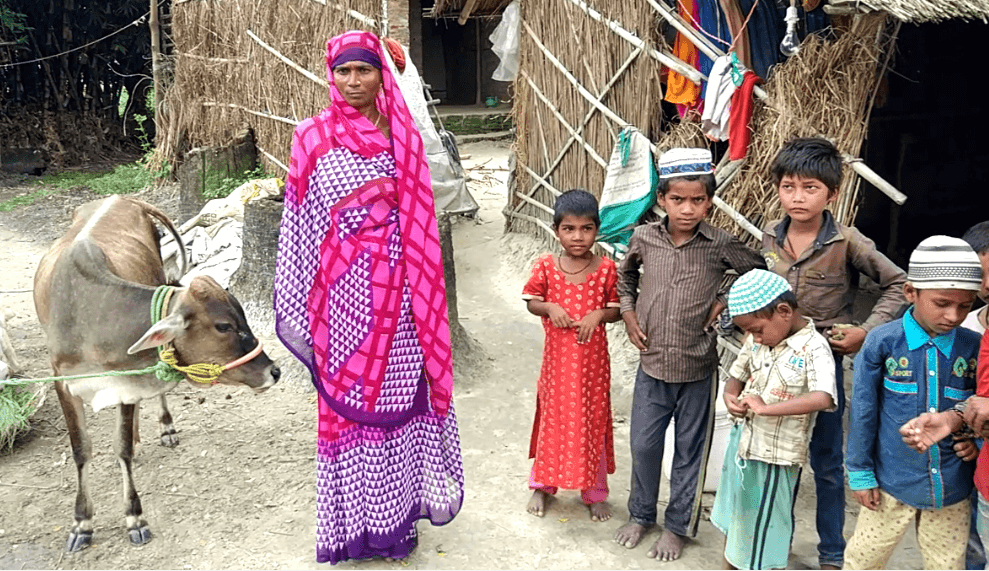 Empowering women in need by MAA