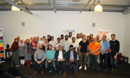 Startup Ummah launch in Melbourne