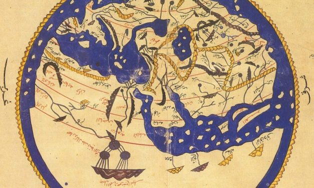 Al-Idrisi, a great geographer