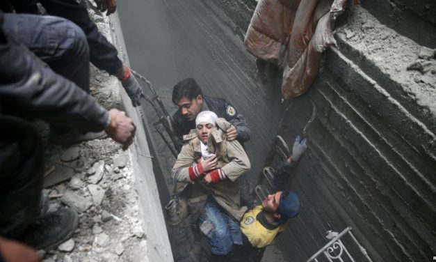 'Hell on Earth' in Ghouta, Syria
