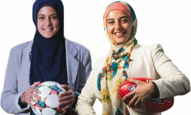 Amna and Assmaah join Sport Power List