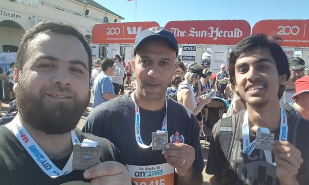 City2Surf Muslims: Running for a good cause