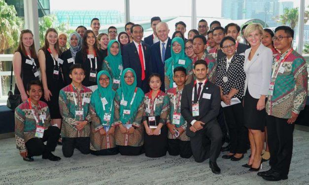 Australia-Indonesia multi-faith youth meeting