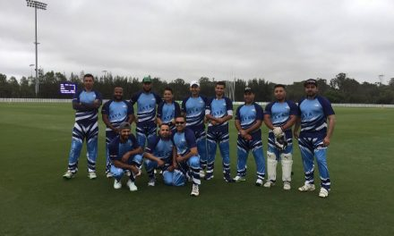 Sydney Thunder and Police team up for Afghan cricket cup