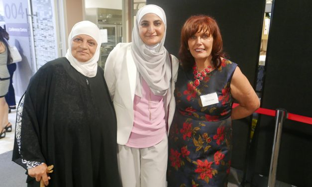 International Women's Day: Journey from Syria to Australia