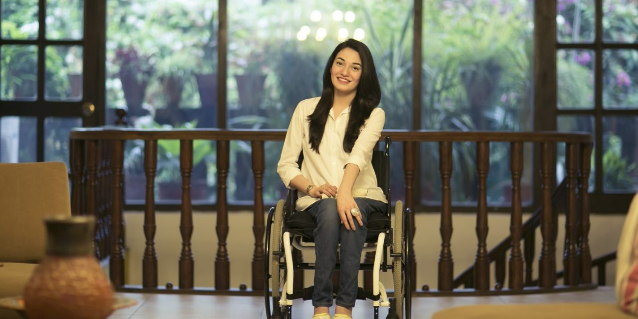 Who is the Iron Lady, Muniba Mazari?