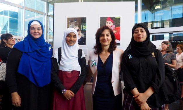 Walk with the Mayor on International Women's Day