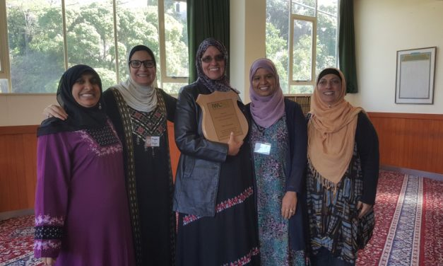 Muslim Women's Faith Conference in New Zealand
