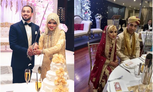 Wedding Announcement: Aarifah & Sami; Mominah & Nuaym.