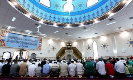 Merging Faith with Technology at Lakemba Mosque