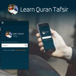 Quran search engine app available free