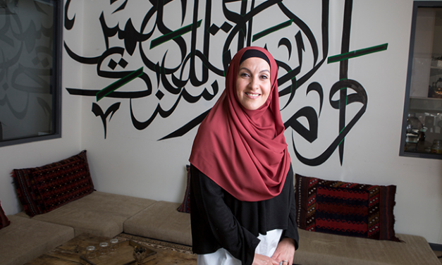 Muslims in the Mainstream: Saara Sabbagh, Victorian Multicultural Commission Champion Award