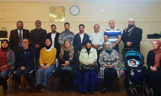 Muslims of Blacktown put faith in action