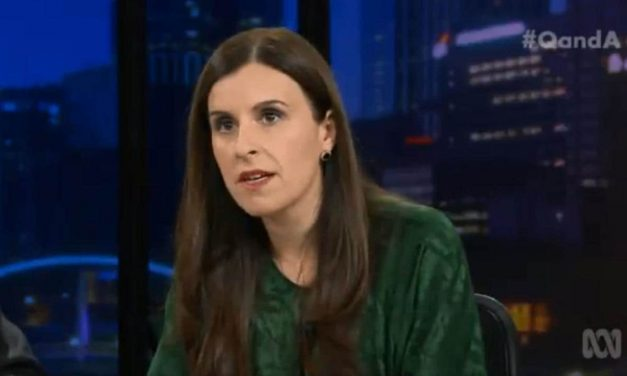 Viral Video: Randa Abdel Fattah on QandA