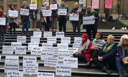 Commemorating Al-Nakba as massacre goes on in Gaza