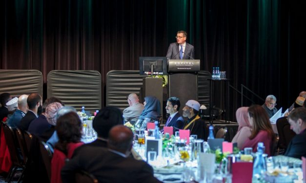 Victoria Premier's Ramadhan Dinner: Contribution & Belonging