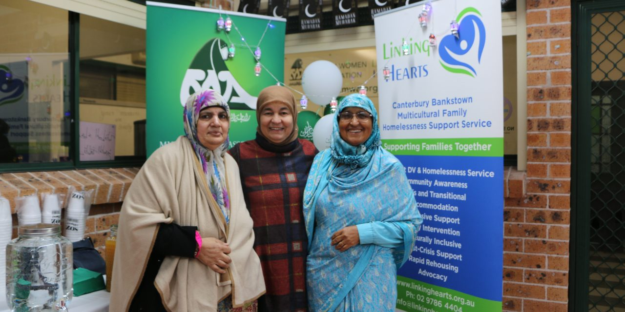 MWA: Women celebrating Ramadan together