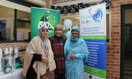 MWA: Women celebrating Ramadan together