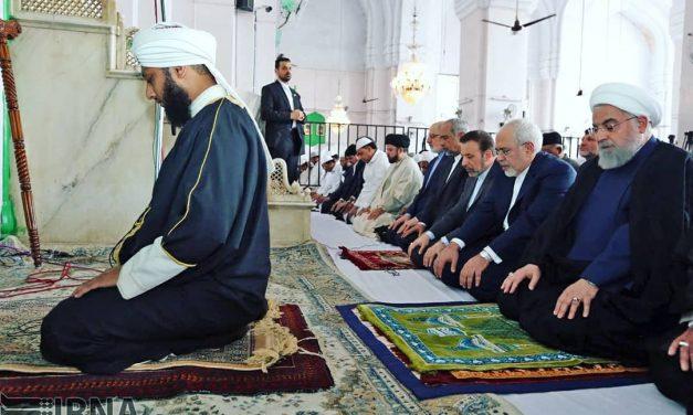 Iranian President Hassan Rouhani India visit focuses on Muslim Unity