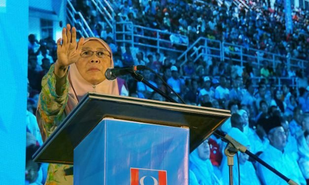 Malaysian ruling party prepares for a dirty election