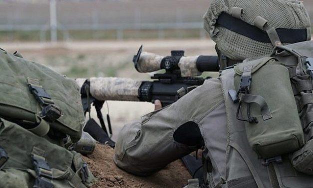 Israeli snipers killing peaceful protesterson Gaza borders