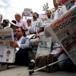 Journalists sent to prison in Turkey