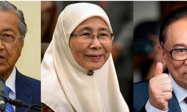 Anwar calls for good governance