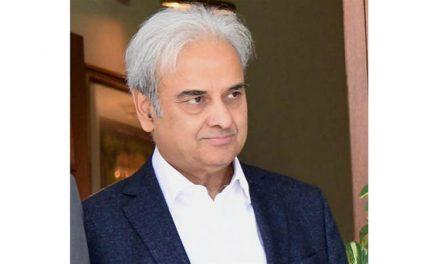 Former judge is caretaker prime minister of Pakistan