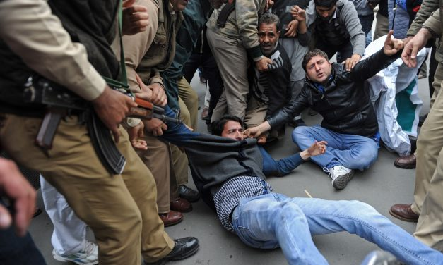 Kashmir: an issue of humanity versus brutality