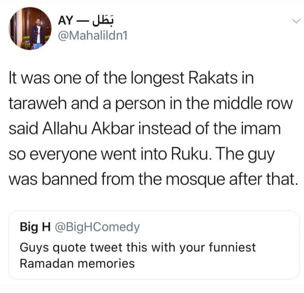 Top 6 ramadan memes amust