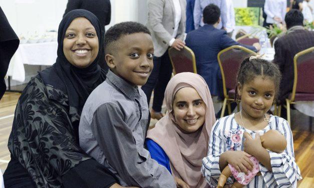 Sanad dinner raises over 30k for Aussie scholarship