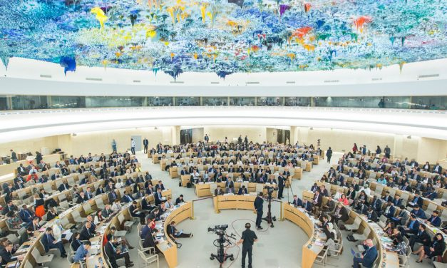 Australia sides with US voting 'NO' at UNHRC Israeli war crimes probe