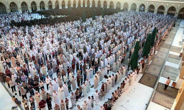 Eid Prayer locations & Festivals