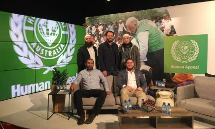 Fundraising for deprived in Burma, Gaza and Syria