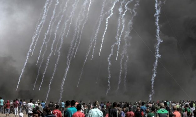 UN chief: Gaza 'on brink of war'
