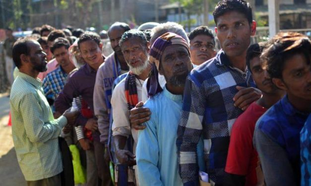 India denying citizenship to millions in Assam