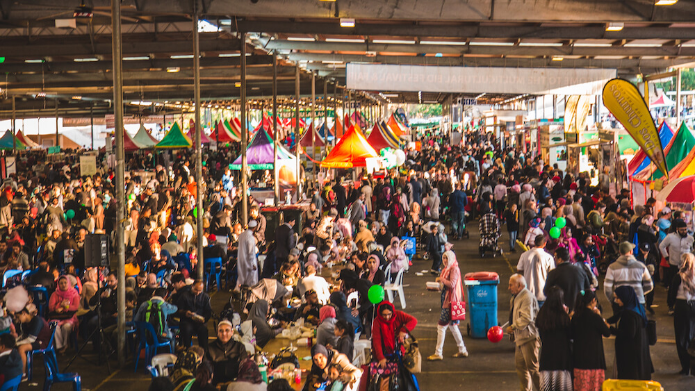 Fairfield Eid Festival hits record numbers in attendance