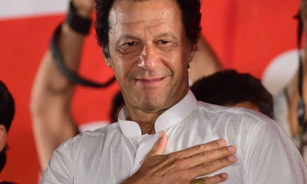 Imran Khan for a new Pakistan