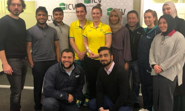 ICV hosts the Amity Cup Table Tennis Championship