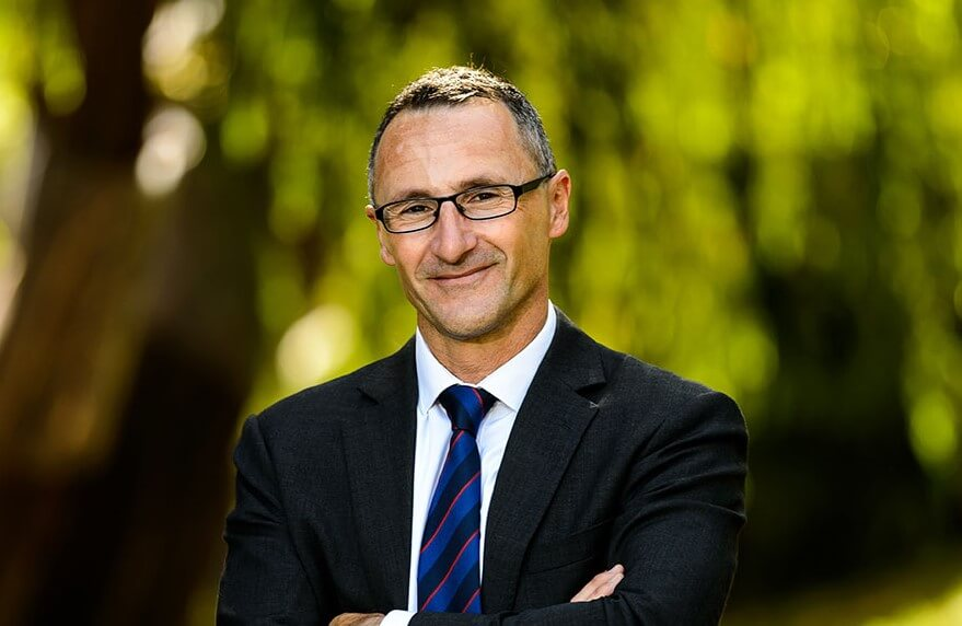 Richard Di Natale on Greens and Muslims