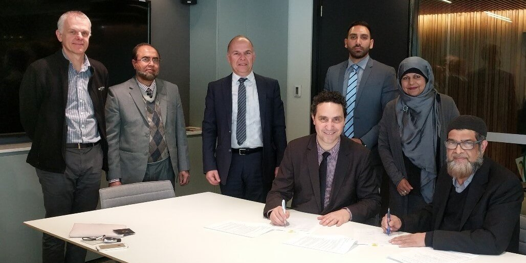Halal Australia collaboration with WSU on water research