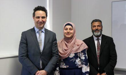 Islamic Studies Network launch at WSU