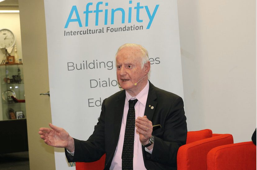 Emeritus Professor Ron McCallum AO