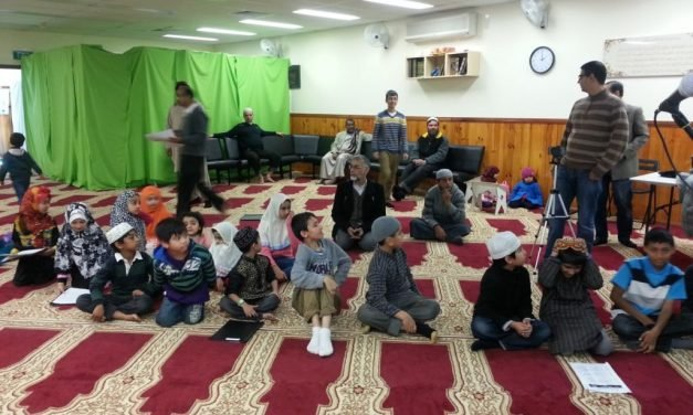 Intensive activities at mosques during Ramadan